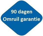 Tempur 90 dagen omruil garantie