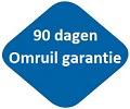 Omruil garantie