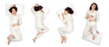 Slaaphoudingen